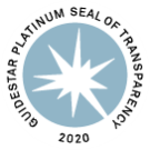 2020 Platinum Seal of Transparency